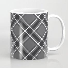 Sophisticated Plaid Pattern Coffee Mug
