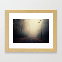 Enclosed Framed Art Print