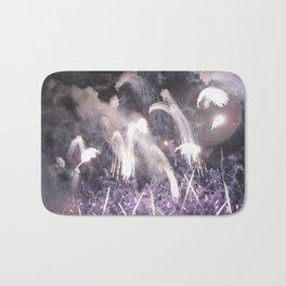 Fireworks no.2 Bath Mat