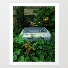 Endurance Art Print