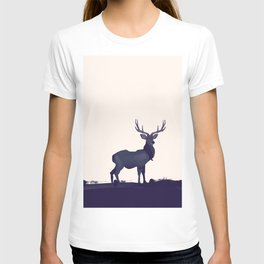 Stag ink T-shirt