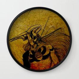 hollow ichigo Wall Clock