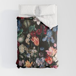 Midnight Garden XVII Comforters