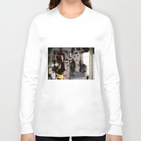 buffy Long Sleeve T-shirts featuring After Heaven - Buffy  by Hannah