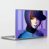 manga Laptop & iPad Skins featuring Manga by IOSQ