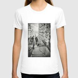 Bohemian downstairs T-shirt