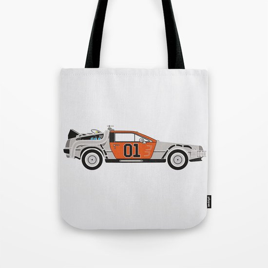 Back to the Body Shop Tote Bag