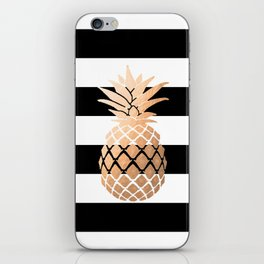 Pineapple Vibes iPhone Skin
