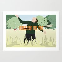 "alt j Art Prints featuring alt-J ""Hunger Of The Pine"" by •ntpl•"