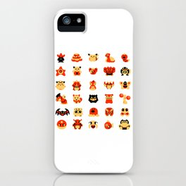 The Boys Are Back In Town iPhone Case