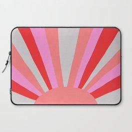 sunshine state, coral Laptop Sleeve