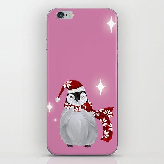 Fairisle Penguin  iPhone & iPod Skin