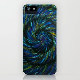 Hyperspace iPhone Case