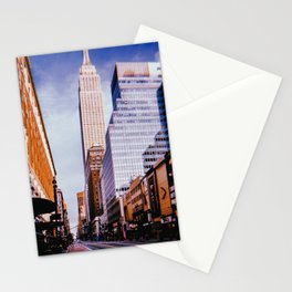 New York City // Retro 27 Stationery Cards
