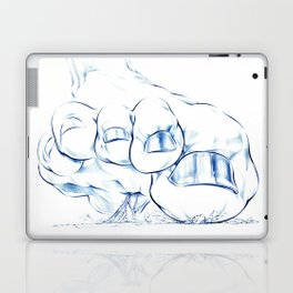 Big Gurl Crush Laptop & iPad Skin
