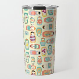 Russia Travel Mug