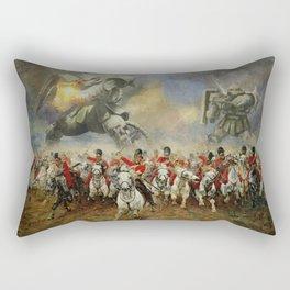 Waterloo Forever! Rectangular Pillow