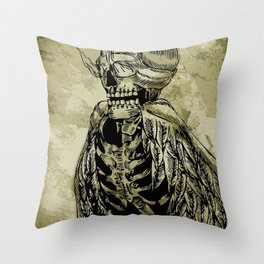 DEAD LORD Throw Pillow