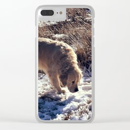 Radley Clear iPhone Case