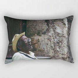 Vieja habana Rectangular Pillow