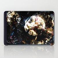 nightmare before christmas iPad Cases featuring nightmare before christmas by ururuty