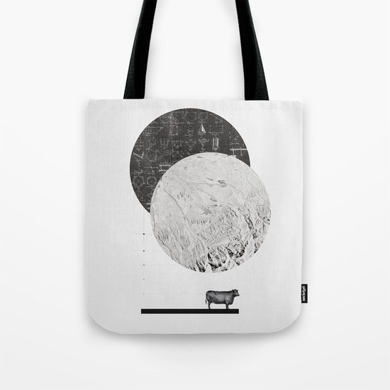Calculating a Jump over the Moon Tote Bag