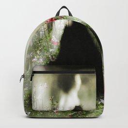 Dance in meadow 2 Backpack