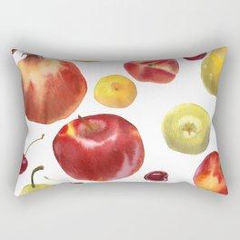 Watercolor frut Rectangular Pillow