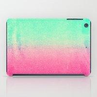 watermelon iPad Cases featuring WATERMELON by Monika Strigel