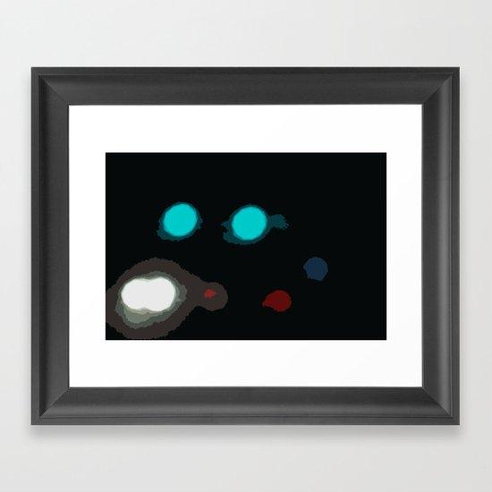 Sidestreet Framed Art Print