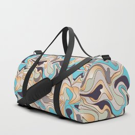 Abstract Pattern 11527- 5 Duffle Bag