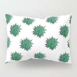 Succulent Pillow Sham