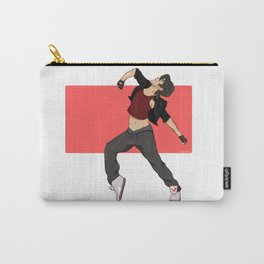 Keith dance au Carry-All Pouch