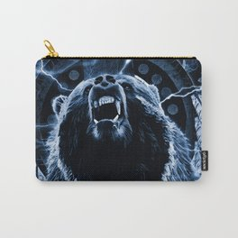 CHIEF CHARGING BEAR Carry-All Pouch