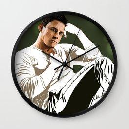 hey girl  Wall Clock