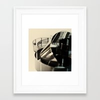 film Framed Art Prints featuring film by jmdphoto