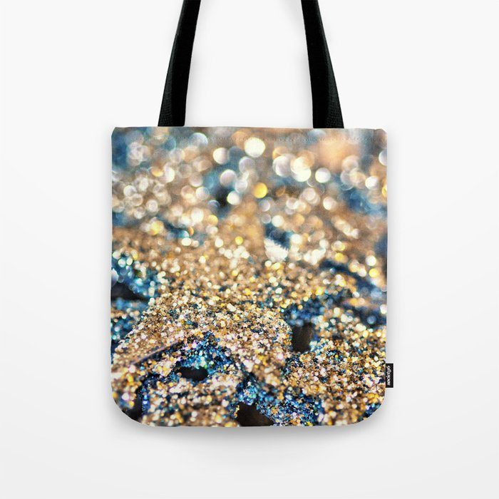 Starry Wishes and Bokeh Dreams... Tote Bag