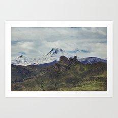 Armenian Tour III Art Print