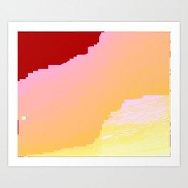 Sonnenschein Art Print