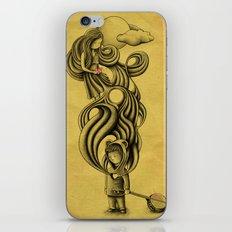 Little Lion Man iPhone & iPod Skin