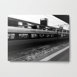 European Escape Metal Print