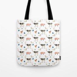 Farmyard Tote Bag