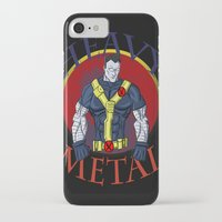 heavy metal iPhone & iPod Cases featuring Heavy Metal by Iron King