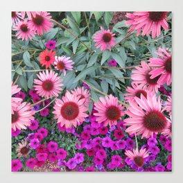 Magenta , Pink, Fuchsia Canvas Print