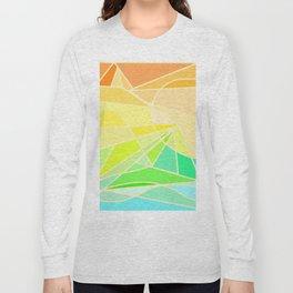 Pastelize Long Sleeve T-shirt