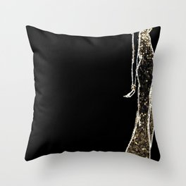 NAT Throw Pillow