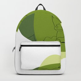 Cows Gazing at You II Backpack