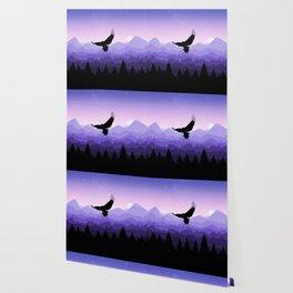 Eagle Skyline Wallpaper