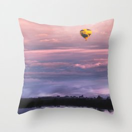 For a Dream Throw Pillow