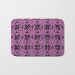 Bodacious Floral Geometric Bath Mat
